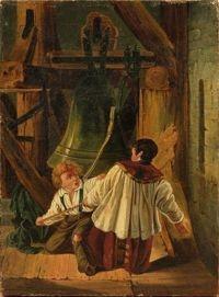 Im Glockenturm 19 Jh