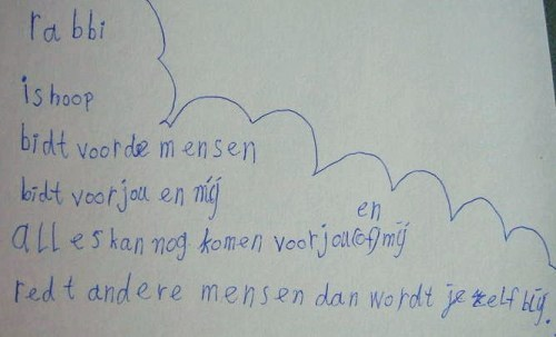 Gedicht Rabbi
