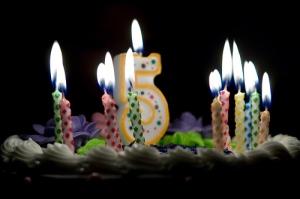Weblog kindernevendienst bestaat 5 jaar