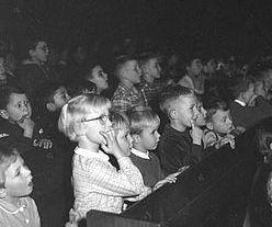 Kinderviering, Goes 1959. Fotograaf: J.Midavaine