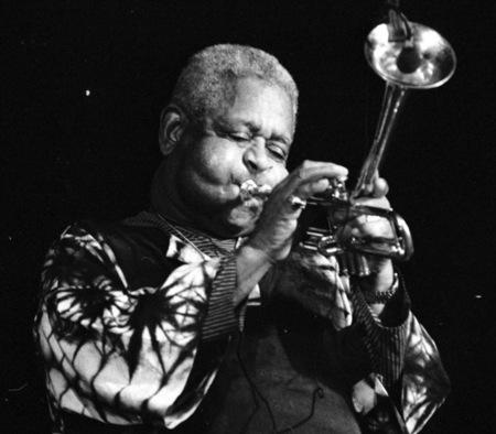 Dizzy Gillespie weet ook wat improviseren is