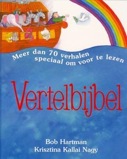 Voorzijde boek Vertelbijbel Bob Hartman