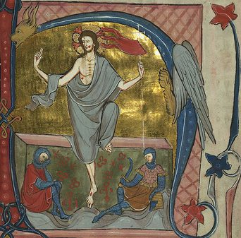 Opstanding van Jezus