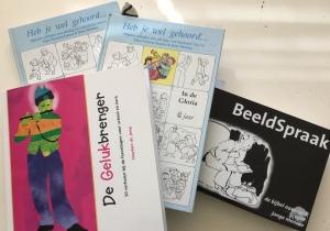 Dit zijn een paar boeken die in de aanbieding zijn bij Narratio