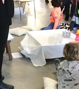 Samen vieren bij een kliederkerk